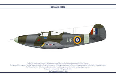 Airacobra GB 601 Squadron 2 by WS-Clave