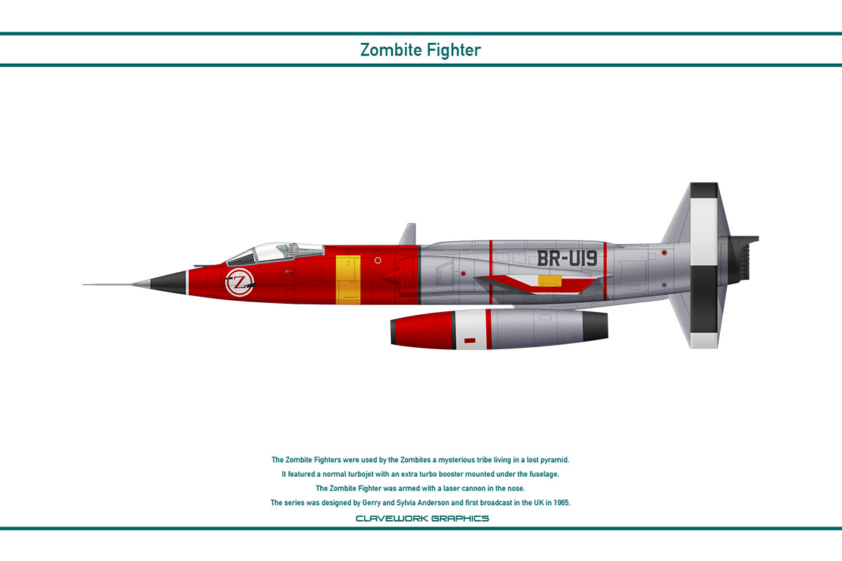 Zombite Fighter by WS-Clave