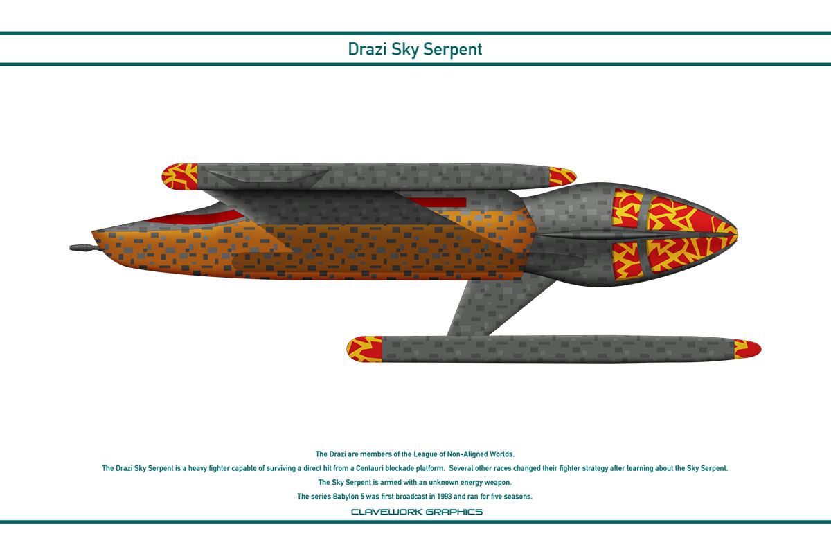 Drazi Sky Serpent by WS-Clave