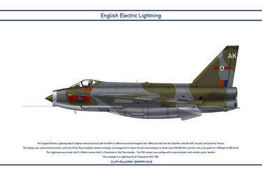 Lightning GB 5 Squadron 4 by WS-Clave