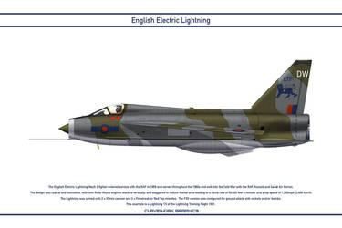Lightning GB Lightning Training Flight 1 by WS-Clave