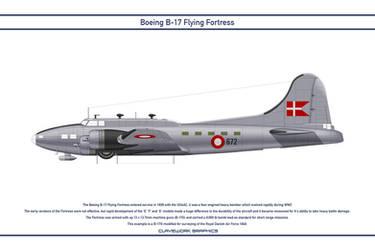 B-17 Denmark 1 by WS-Clave