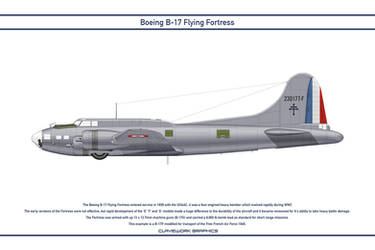 B-17 France 1 by WS-Clave