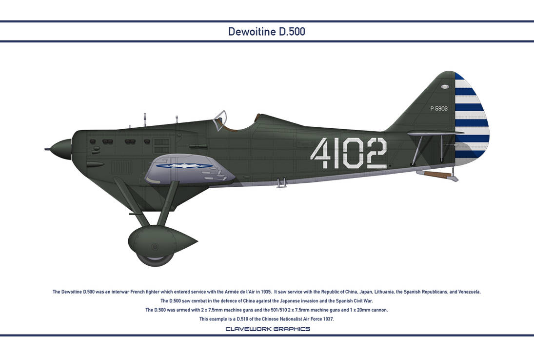 D.500 China 1 by WS-Clave