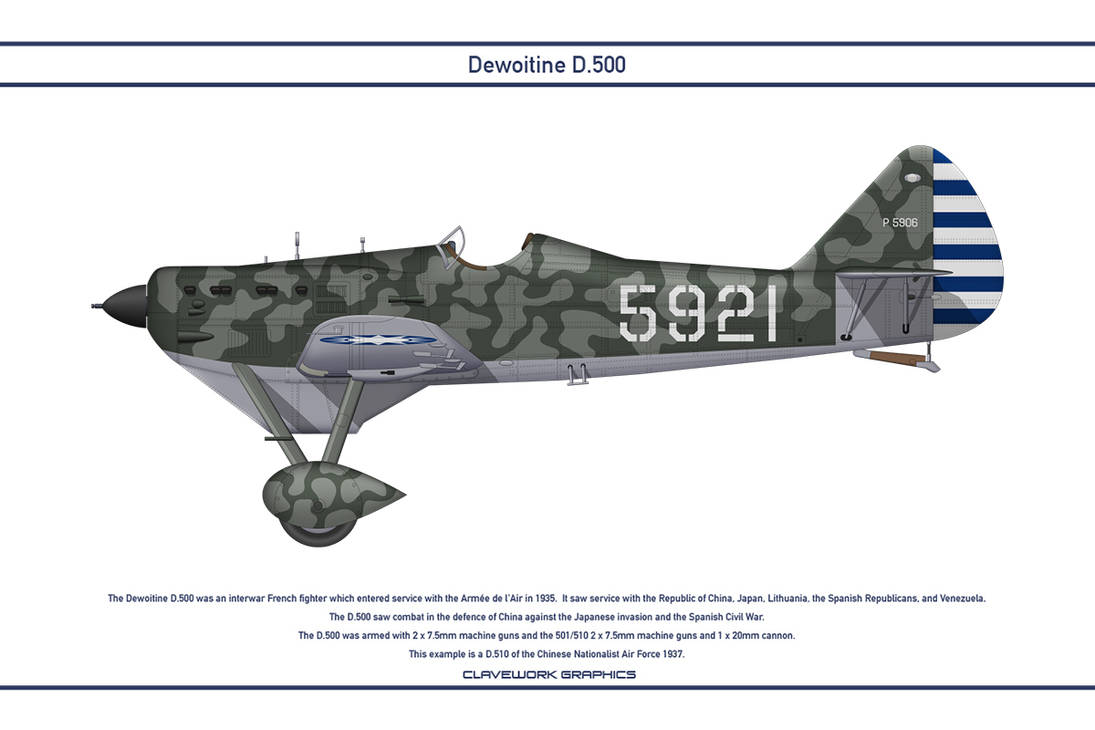 D.500 China 2 by WS-Clave