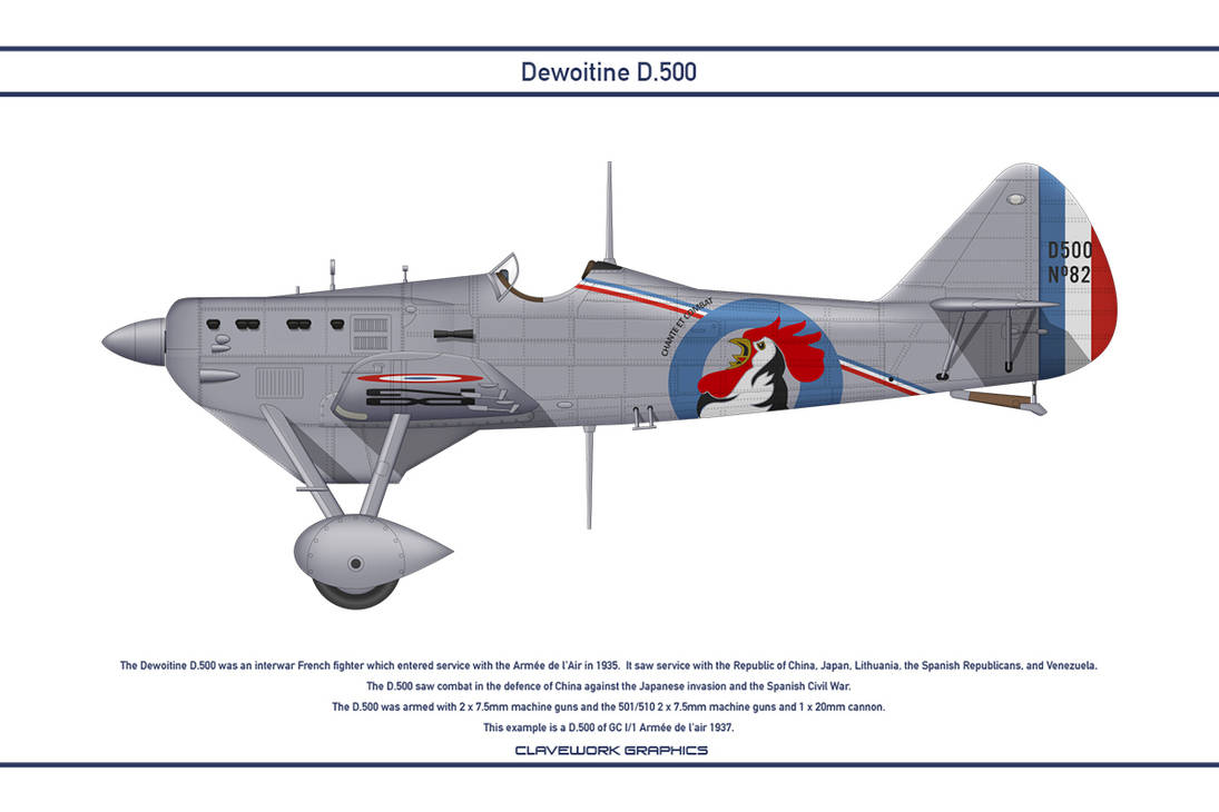 D.500 France GCI-1 1 by WS-Clave