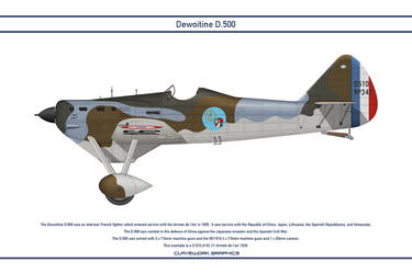 D.500 France GCI-1 2 by WS-Clave
