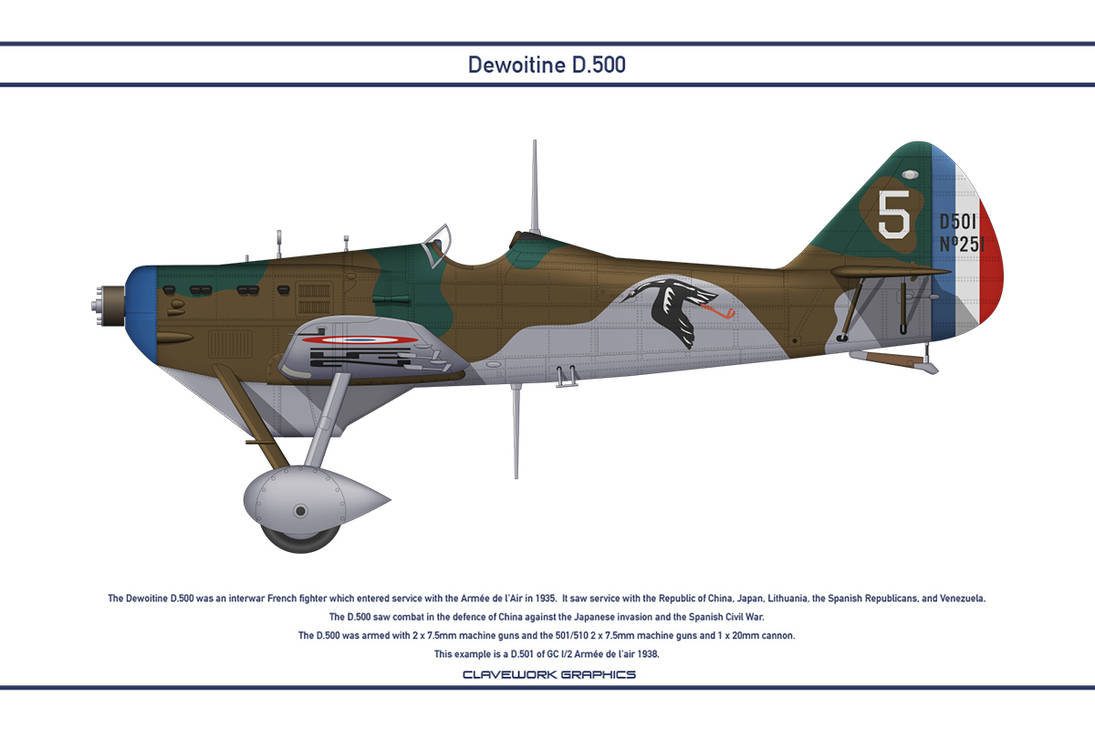 D.500 France GCI-2 1 by WS-Clave