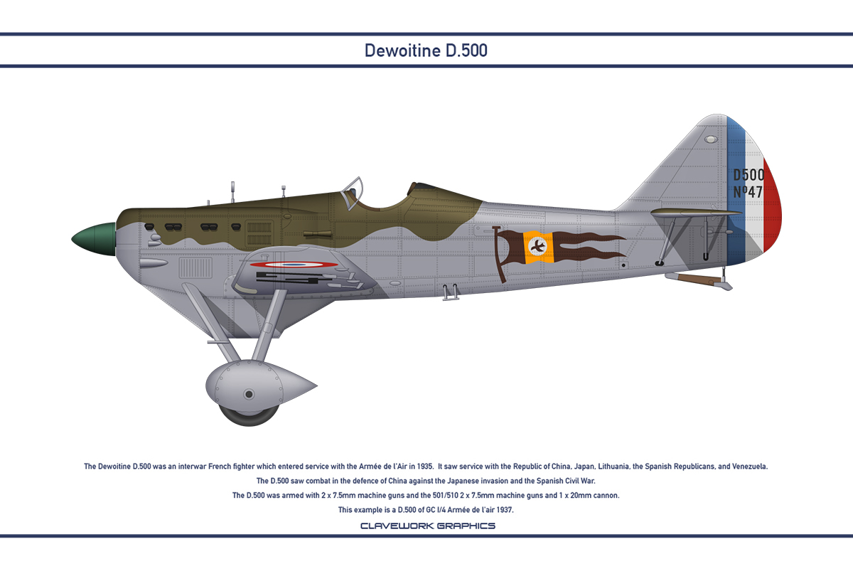 D.500 France GCI-4 1 by WS-Clave