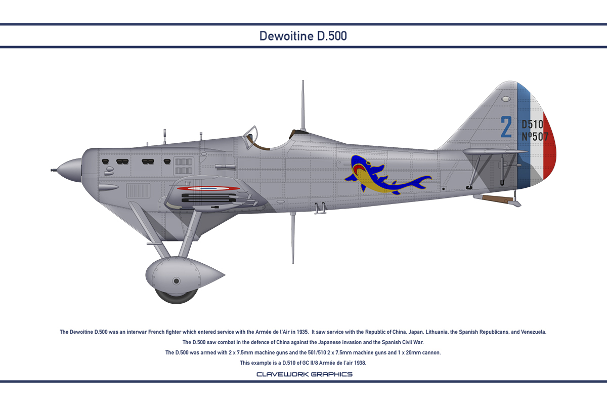 D.500 France GCII-8 1 by WS-Clave