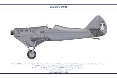 D.500 Lithuania 1 by WS-Clave