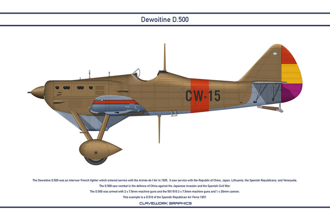 D.500 Spain 1 by WS-Clave