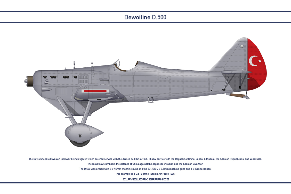 D.500 Turkey 1 by WS-Clave