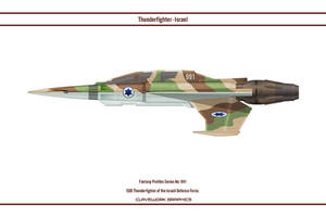Fantasy 991 Thunderfighter Israel by WS-Clave