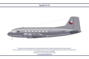 IL-14 Czechoslovakia 1