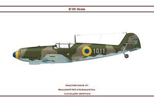 Fantasy 1011 Bf 109 Ukraine