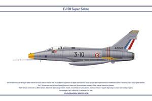 Super Sabre France EC1/3