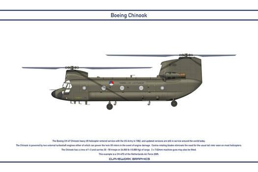 Chinook Netherlands 1
