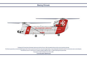 Chinook Norway 1