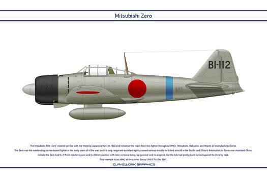 Zero Japan Soryu 1