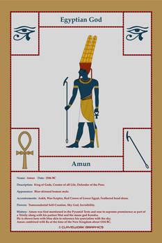 Amun New Kingdom
