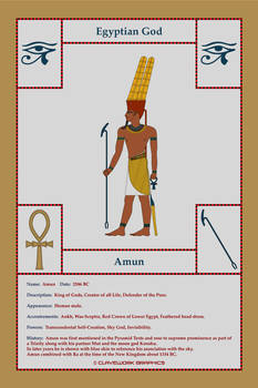 Amun Old Kingdom