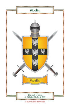 New Coat of Arms Test