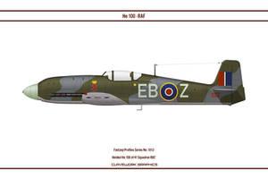 Fantasy 1013 He 100 RAF