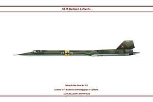 Fantasy  1015 SR-71 Germany
