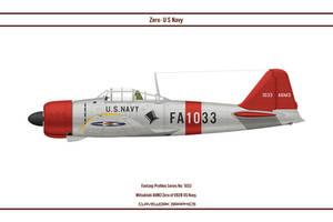 Fantasy 1033 Zero US Navy
