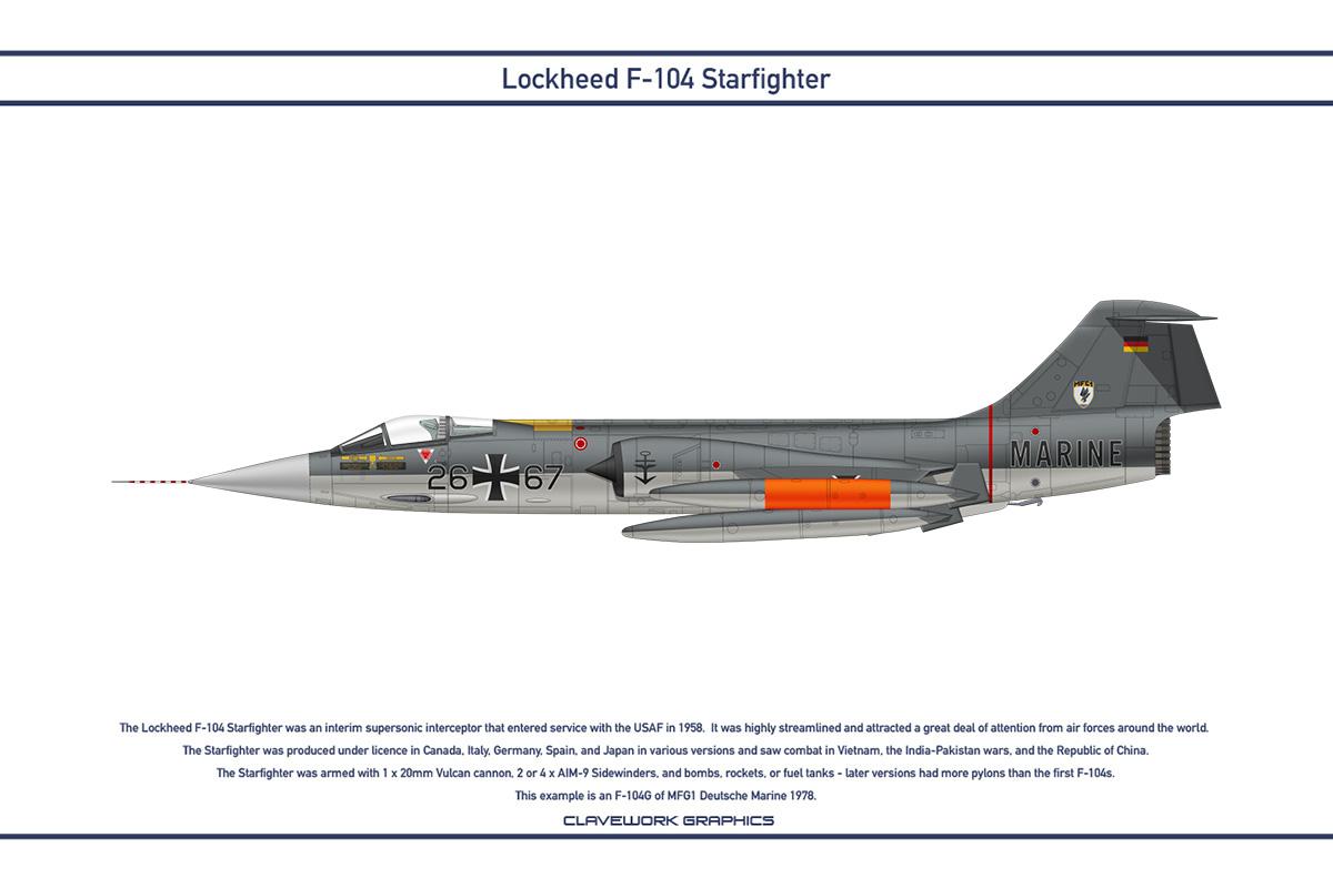 Starfighter Germany MFG1