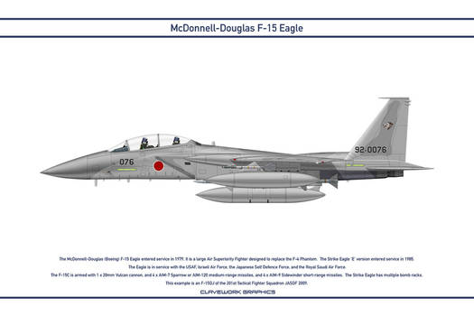 Eagle Japan 201st Tactical Fighter Squadron 1