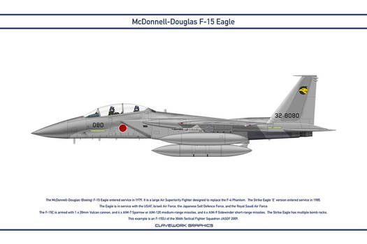 Eagle Japan 306th Tactical Fighter Squadron 1