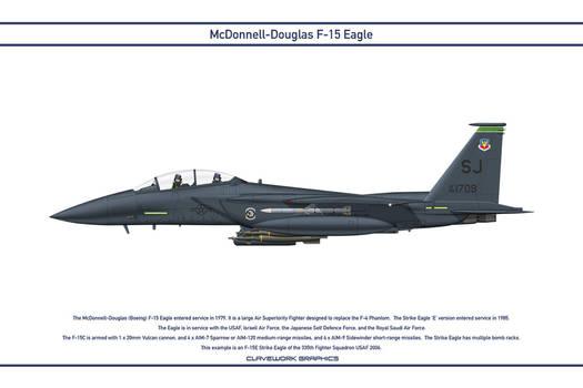 Eagle USA 335th Fighter Squadron 1