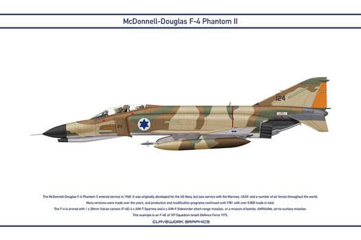 Phantom Israel 107 Squadron 1