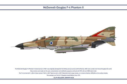 Phantom Israel 119 Squadron 1