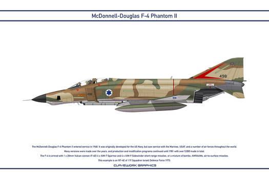 Phantom Israel 119 Squadron 2