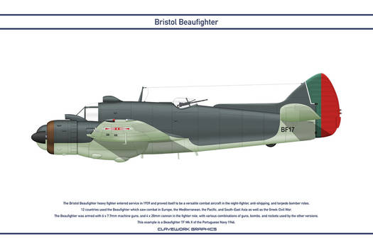 Beaufighter Portugal 1