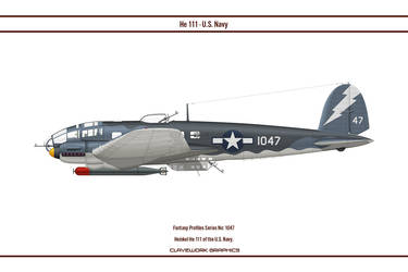 Fantasy 1047 He 111 US Navy