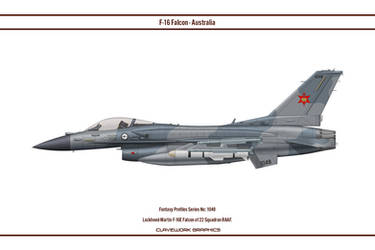 Fantasy 1048 F-16E Australia