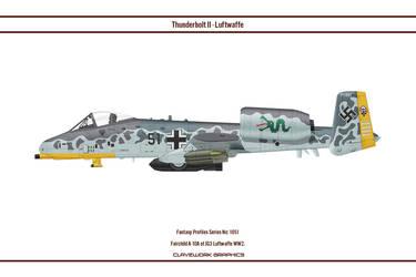 Fantasy 1051 Fairchild A-10A JG3