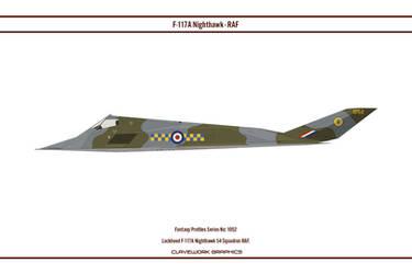 Fantasy 1052 Nighthawk RAF