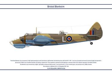 Blenheim GB 18 Squadron 2