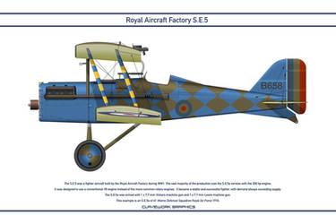RAF SE5 GB 61 Squadron 1