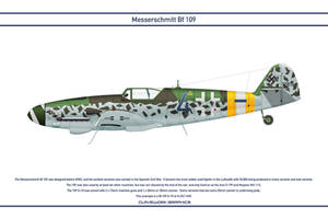 Bf 109 Germany JG2 15