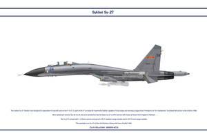 Su-27 China 1 by WS-Clave