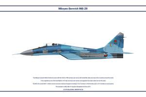 MiG-29 Bangladesh 1 by WS-Clave