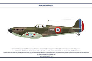 Spitfire Mk I France by WS-Clave