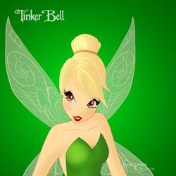 Gift: Rubina - Disney Version by GeorgianaEdera