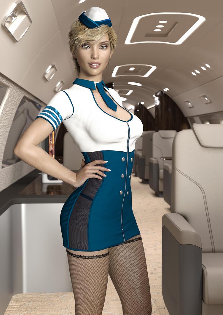 Enjoy Your Flight by barba22